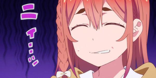 彼女お借りします 桜沢墨 無理な笑顔
