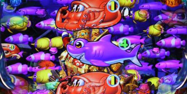 CR大海物語4 魚群