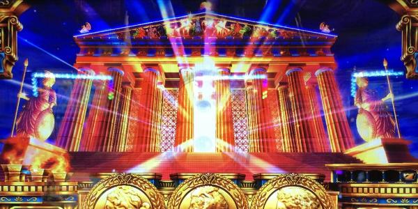 ミリオンゴッド-神々の凱旋- パルテノン神殿
