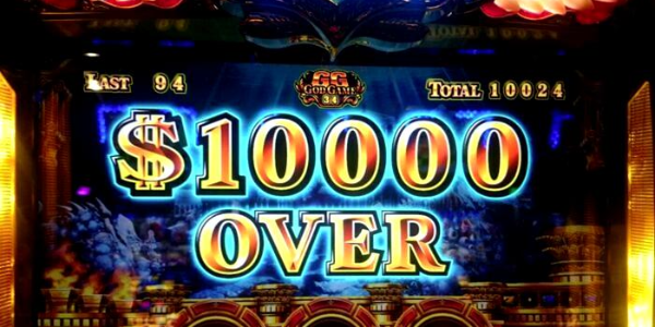 ミリオンゴッド-神々の凱旋- 10000over