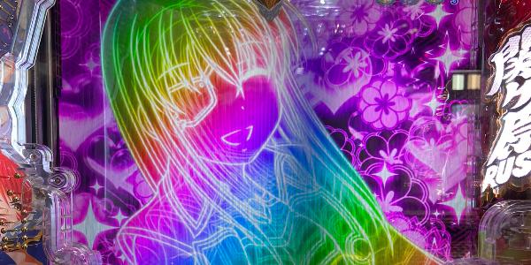 P戦国乙女6 虹液晶 伊達マサムネ