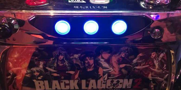 BLACK LAGOON2 パネル消灯