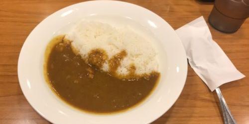 カレーライス curry shop