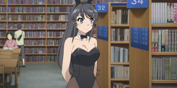 青春ブタ野郎はバニーガール先輩の夢を見ない 桜島麻衣 バニーガール