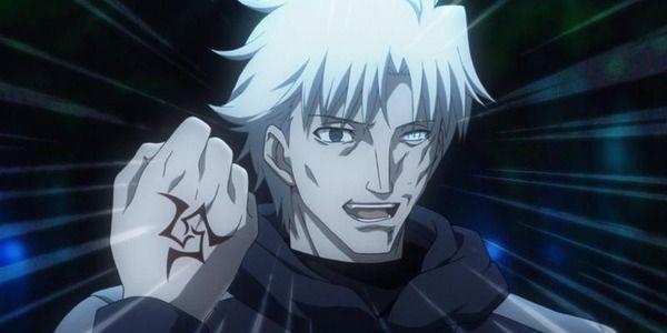 Fate/zero 間桐雁夜 ガッツポーズ