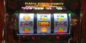 ハナハナ鳳凰 チェリー
