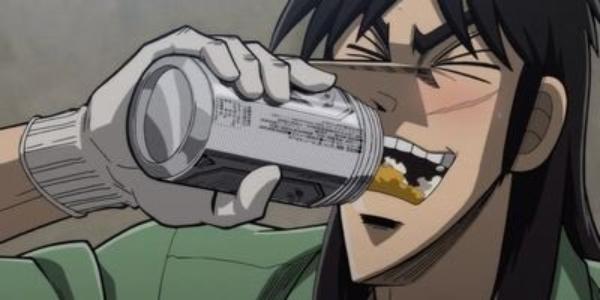 賭博黙示録カイジ 伊藤開司 ビール